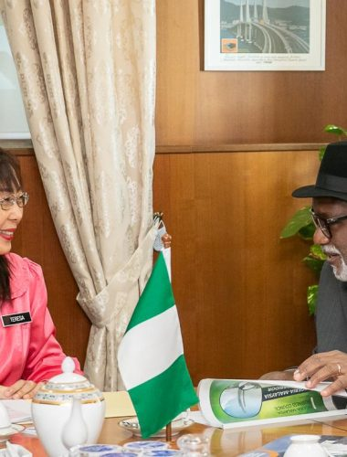 Akeredolu woos Malaysia on Agribusiness Development in Ondo