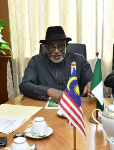 Photos of Ondo State Government Partnership with Malaysian Government